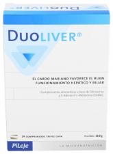Duoliver 24 Comprimidos Pileje