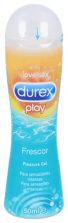 Durex Play Lubricante Frescor Efecto Refrescante 50 ml.