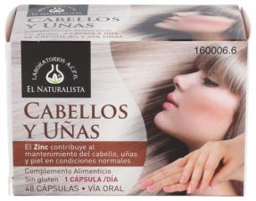 El Naturalista Cabello Uñas 48 - Farmacia Ribera