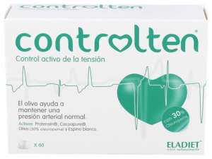 Eladiet Controlten 60 Comprimidos De 820 Mg - Farmacia Ribera
