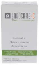 Endocare C Peel Gel 6 Ml Monodosis 5 Sobres - IFC