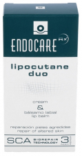 Endocare Lipocutane Duo 50 Ml+Balsamo Labial10 Ml - Farmacia Ribera