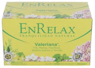 Enrelax 20 Filtros