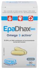 Epadhax 1000Mg. 90 Cap.  - Varios