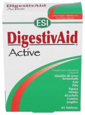 Digestivaid Active 45 Tabletas Trepat-Diet - Farmacia Ribera