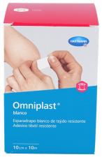 Esparadrapo Hipoalergico Omniplast Tejido Resistente Blanco 10 M - Farmacia Ribera