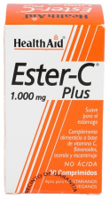 Ester-C Plus 1.000 mg 30 Comprimidos - Health Aid