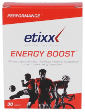 Etixx Energy Boost - Farmacia Ribera