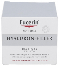 Eucerin Hyaluron-Filler Día Piel Seca