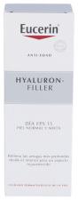 Eucerin Hyaluron Filler Piel Normal Mixta BDF