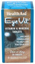 EyeVit 30 Comprimidos - Health Aid