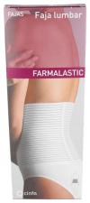 Faja Farmalastic Lumbar T4 130-140