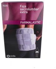 Faja Farmalastic Sacro Extra T-4 - Cinfa
