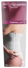 Faja Farmalastic Velcro Bl T2 - Varios