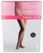 Famalastic Panty-Media Hasta Cintura(E-T)Normal Treina Plus Cápsulas U - Farmacia Ribera