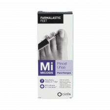 Farmal Micosis Pincel Uñas Hongos 4Ml