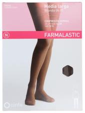 Farmalastic Media Larga Blonda (A-F) Compresión Talla Pequeña - Farmacia Ribera