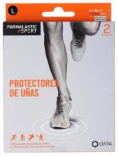 Farmalastic Sport Protec. Uñas T-L