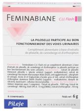 Feminabiane C.U. Flash 6 Comprimidos - Pileje