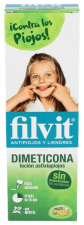 Filvit Antipiojos Dimeticona 125 Ml - Aquilea-Uriach