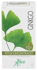 Fitoconcenrado Ginkgo Aboca 500 Mg