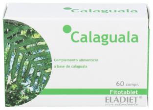 Fitotablet Calaguala 60 Comp - Eladiet