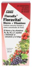 Floravital Líquido 250 ml. Salus