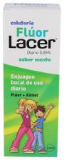 Fluor Diario 0,05 % 500 Ml. Menta - Lacer