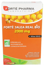 Forte Pharma Jalea Real 2000Mg 20 Ampollas De 15 Ml.