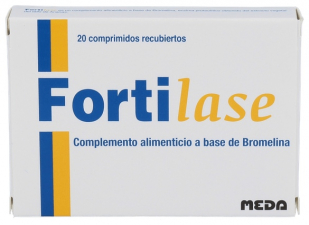 Fortilase 20 Comp - Madus