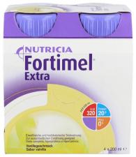 Fortimel Extra Vainil Bot 4X200Ml - Nutricia