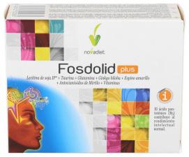 Fosdolid Plus 60 Cap.  - Novadiet