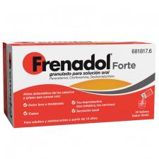 Frenadol Forte (10 Sobres)