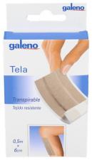 Galeno Tiras Protec Tela Aposito Adhesivo 50X6 Cm Color Piel - Farmacia Ribera