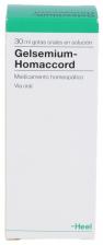 Gelsemium-Homaccord 30 ml gotas
