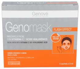 Genomask 8Ml. 6 Sobres Monodosis - Genove