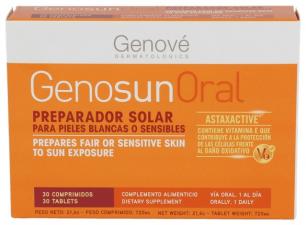 Genosun Oral 30 Comp - Genove