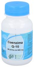 Ghf Coenzima Q-10 60 Perlas - Farmacia Ribera