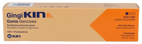 Gingikin B5 Pasta Dental 125 Ml - Kin