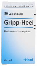 Gripp-Heel 50 comprimidos | Farmacia Ribera Online