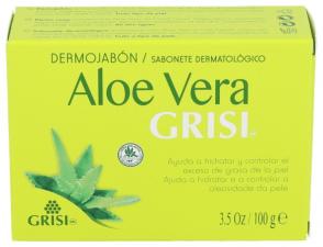 Grisi Aloe Vera Jabon 100 G - Farmacia Ribera