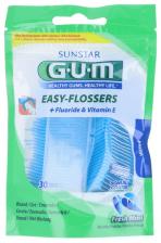 Gum- 890 Easy Flossers Seda Dental Aplicador - Varios