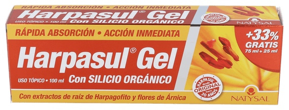 Harpasul Gel 75 Ml. - Natysal
