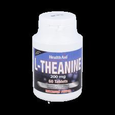 Health Aid 802103 L-Teainina 200 Mg 60 Comp