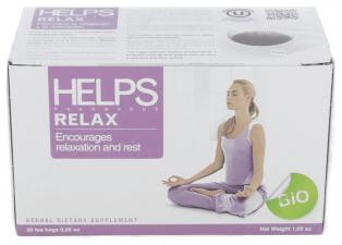 Helps Activas Relax 20 Bols - Varios