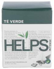 Helps Intense Te Verde 10 Filt - Varios