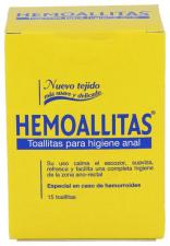 Hemoallitas 15 Unidades - Hemoallitas