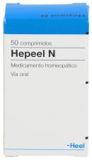 Hepeel N 50 comprimidos