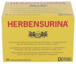 Herbensurina 20 Sobres - Varios