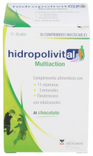 Hidropolivital Multiaction 30C - Varios